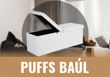 puffs baúl