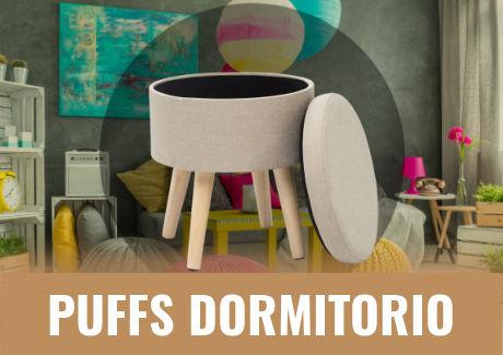 puffs dormitorio