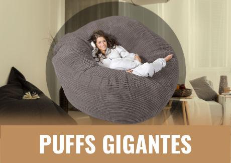 puffs gigantes