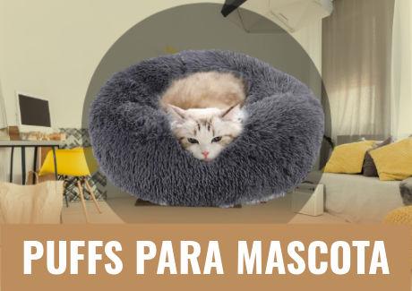 puffs para mascota