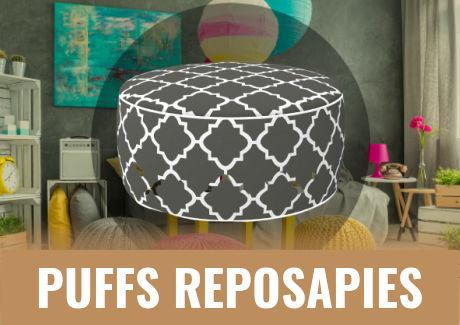 puff reposapies