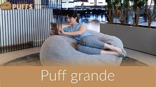 ejemplo puff grande